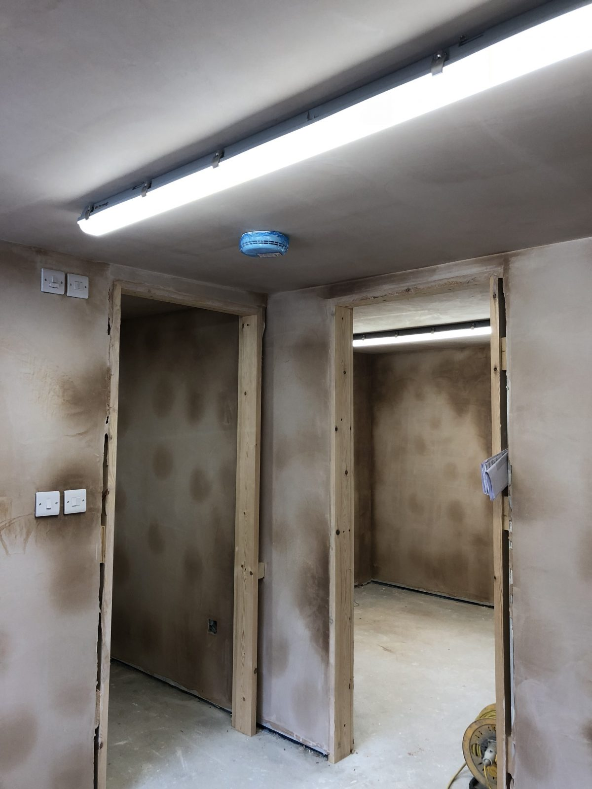 electrical second fix in Cross Hills