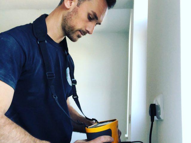 electrical testing in Silsden