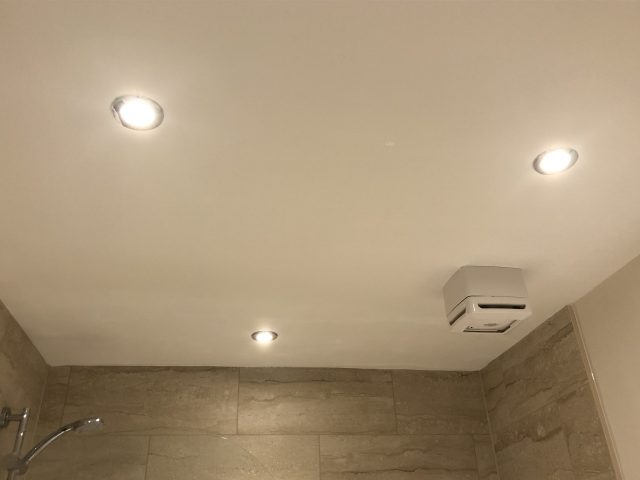 Bathroom downlights in Ilkley