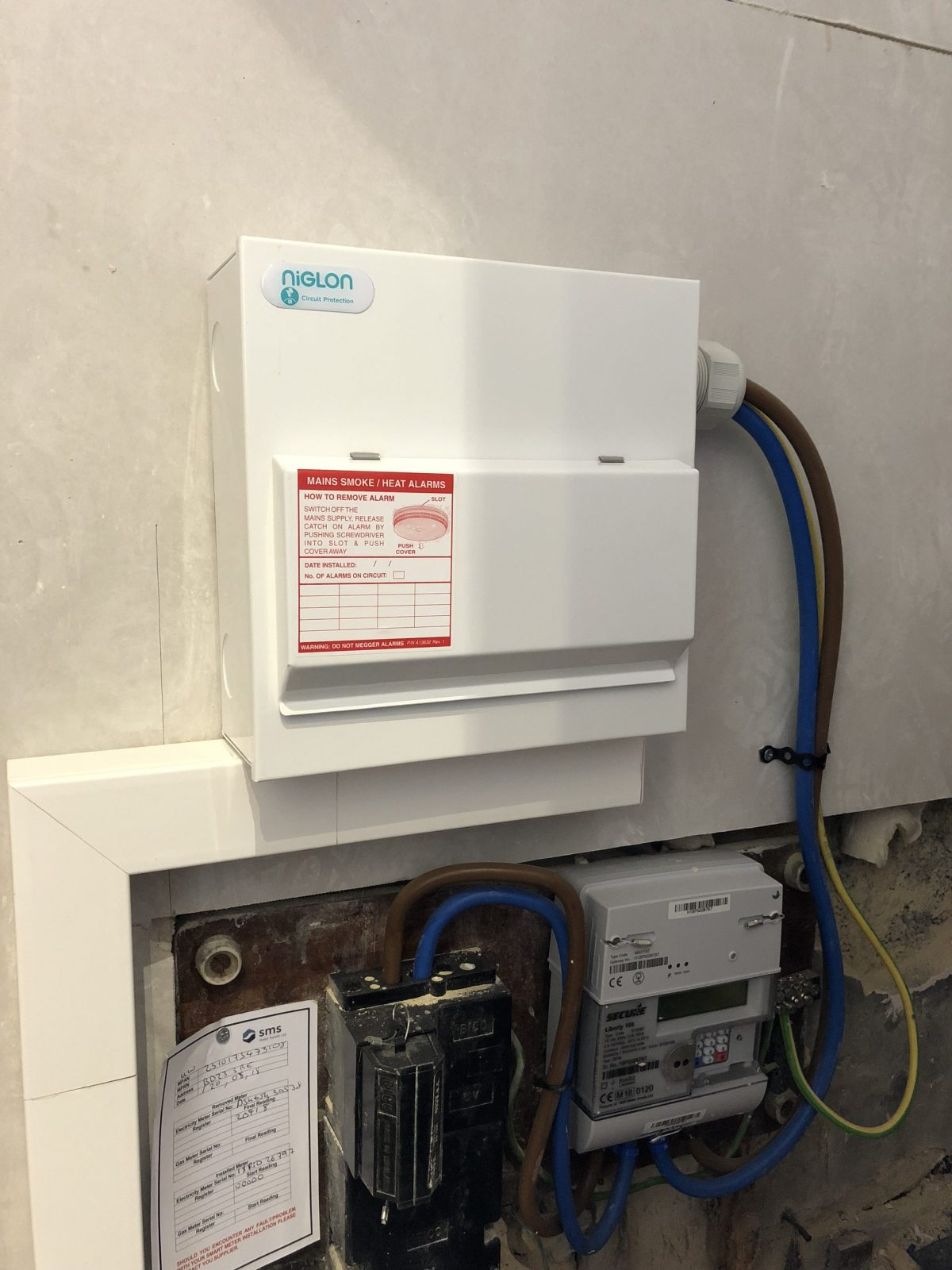 Consumer units Install Gargrave